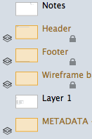 Layers in Omnigraffle file