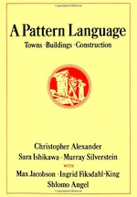 A Pattern Language - Christopher Alexander