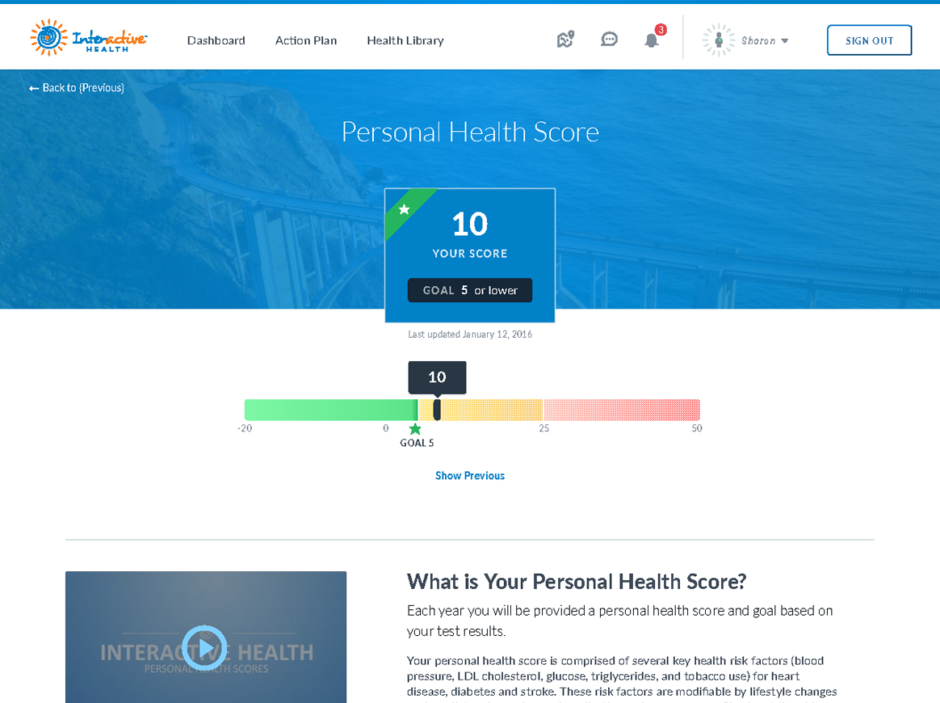 Fuzzy Math worked with Interactive Health to define a digital product strategy.
