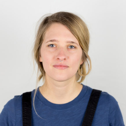 picture of <b>Rachel Vorm</b>, Visual Designer