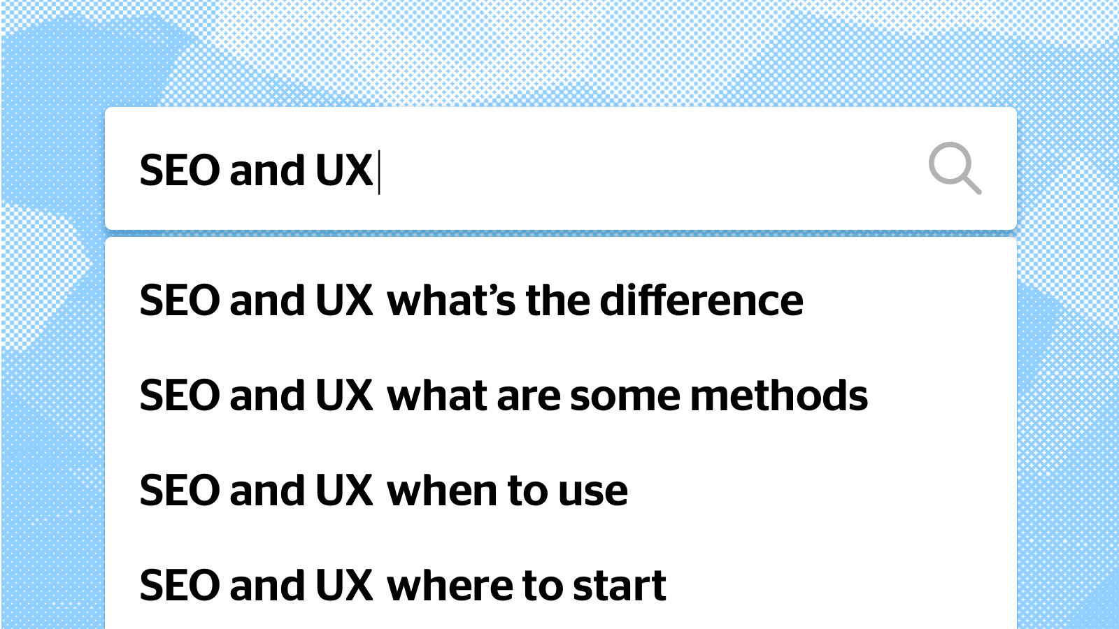 Good UX is the Foundation for Good SEO: A Tactical Guide