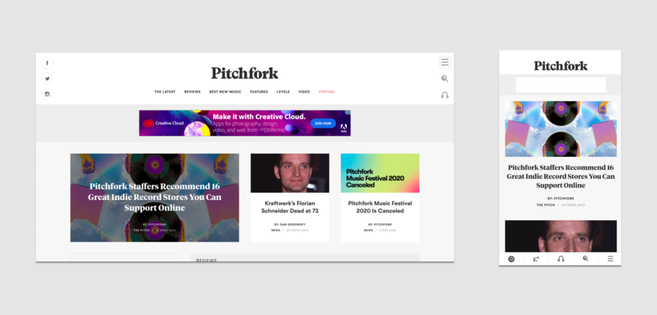 Pitchfork-desktop-and-mobile-website-designs
