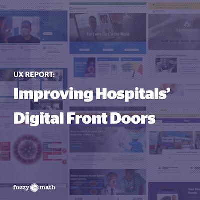 Improve Your Digital Front Door